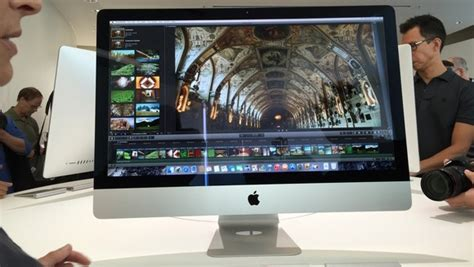 final cut pro jobs uk apple 27 inch imac with 5k retina display hands on review