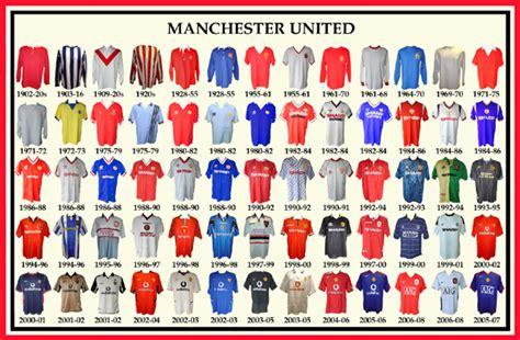 Jersey Go Mu Home Tahun 2011 soccer baju manchester united dari tahun1902 2007