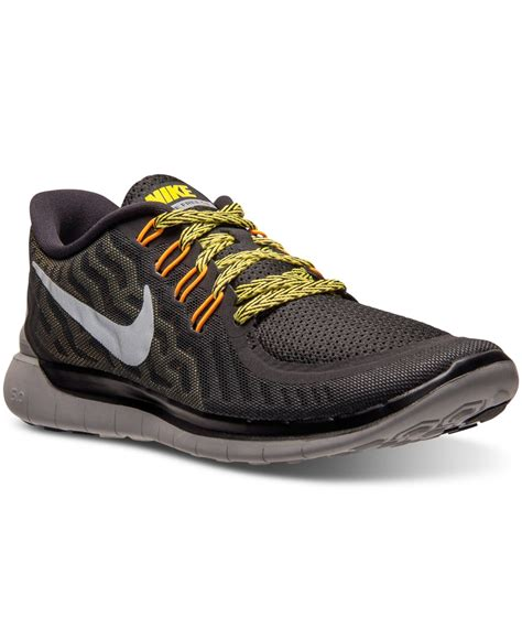 finish line running shoes for lyst nike s free 5 0 running sneakers from finish