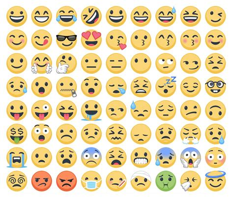 Imagenes De Emoji Facebook | facebook completes emoji update