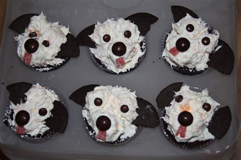 recipe puppy caroline makes puppy cupcakes