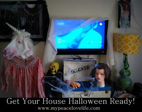 how to make your home ready for halloween design bookmark 3717 7 ways to make your house halloween ready my peace love