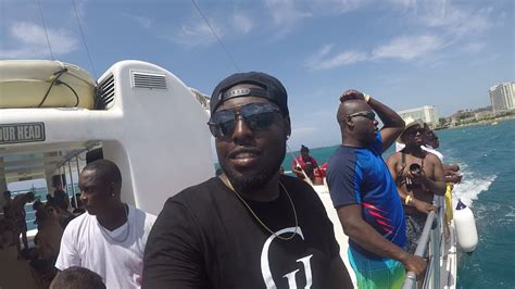 party boat jamaica crazy party boat in jamaica vlog 4 youtube