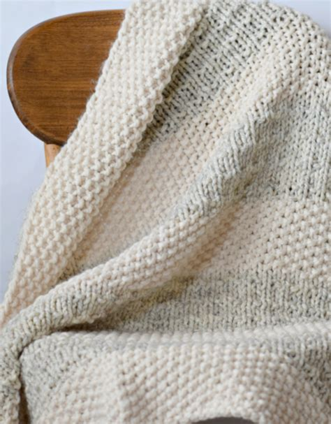 easy afghan knitting patterns easy heirloom knit blanket pattern allfreeknitting