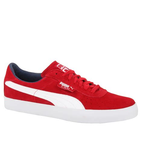 jd sports mens shoes mens retro g villas classic suede leather trainers