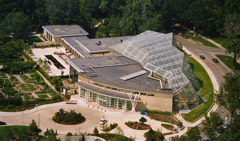 Botanical Gardens Cleveland Oh Cleveland Botanical Garden Conservatory Gund Partnership Architecture And Planning