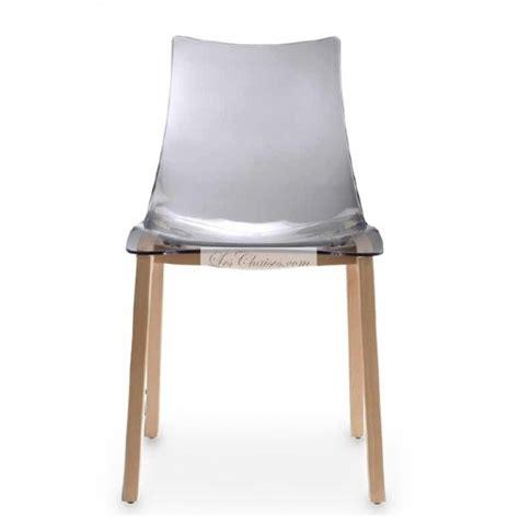 chaise transparentes table rabattable cuisine chaises transparentes