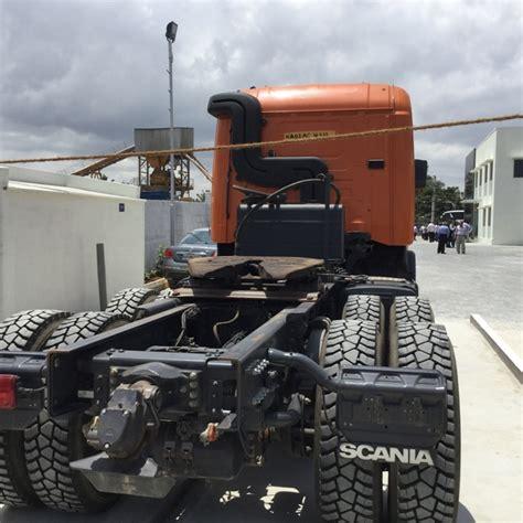 volvo trucks bangalore scania volvo tata motors to make it big in excon 2015