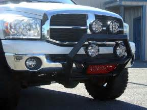 dodge ram 1500 bull bar installed flickr photo