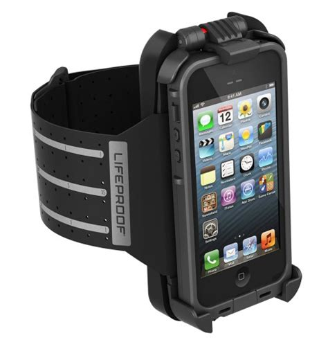 Is Safe For Work In Techsmart With A New Heavycom Show Premiering April 5 by The New Fitness Accessories From Lifeproof Keeping Your