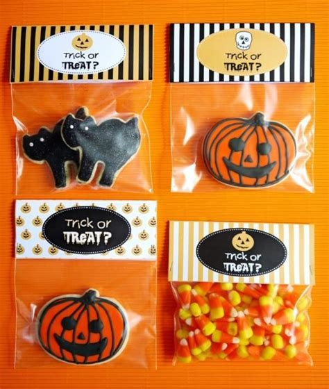 Halloween Spooky Party Printables Supplies & Decor