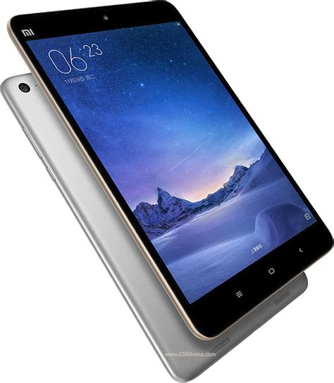 xiaomi mi pad 2 pictures official photos