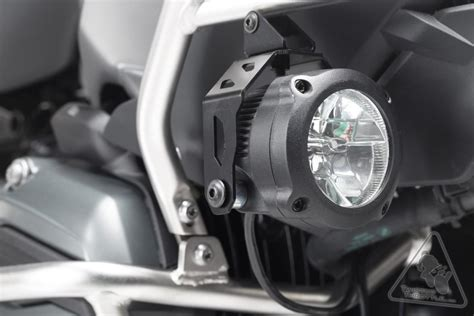 sw motech auxiliary light mount kit  bmw rgs lc