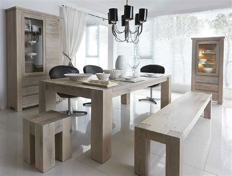 Solid Wood Dining Room Table And Chairs Simple Dining Room Design Inspirationseek Com
