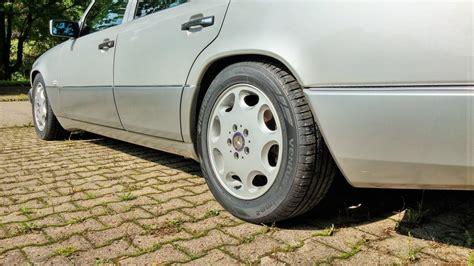 Auto Tieferlegen Vorteile by H R Tieferlegungsfedern Sportfederns 228 Tze Mercedes E Klasse
