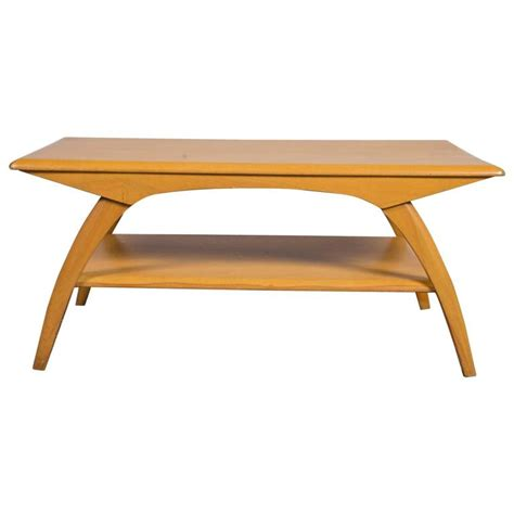 Heywood Wakefield Coffee Table Heywood Wakefield Coffee Table For Sale At 1stdibs