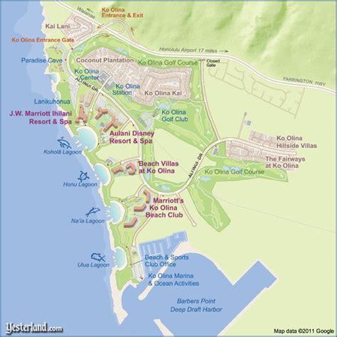 club villas room map yesterland side trip aulani s neighborhood
