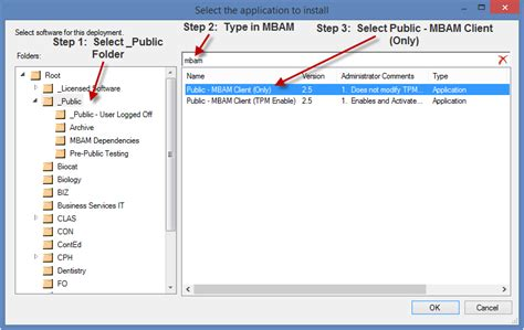 Mba M by How To Install The The Mbam Client On Non Tpm Systems