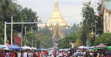 Cbm Mba Weekend by The Myanmar Times