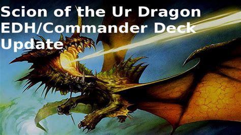 scion of the ur edh commander deck update