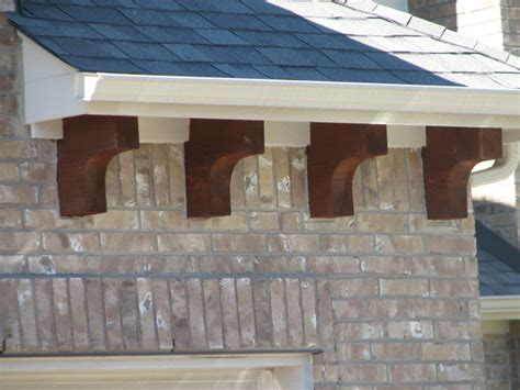 mission style speisesaal outdoor corbels custom exterior corbels exterior