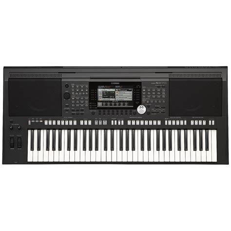 Keyboard Yamaha Psr S970 Baru yamaha psr s970 61 key arranger workstation reverb