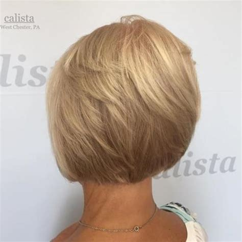 stacked bob haircut for women over 40 75 amazing hairstyles for any woman over 40 style easily