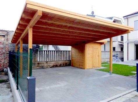 tettoie auto legno box e tettoie in legno per auto artecasaservice it