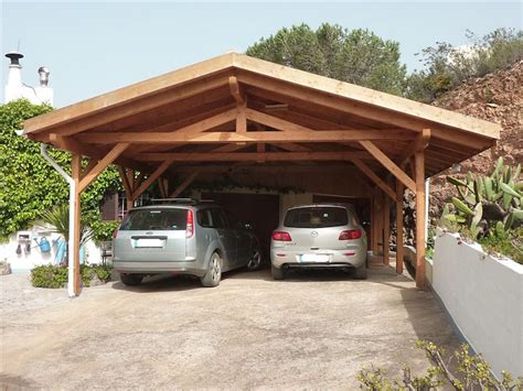 Wooden Car Ports by 1000 Ideas About Wooden Carports On Carport