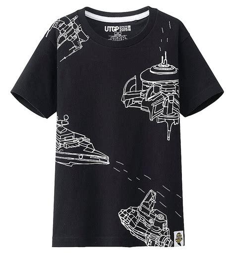 T Shirt Wars 05 t shirts wars uniqlo contre attaque guide du