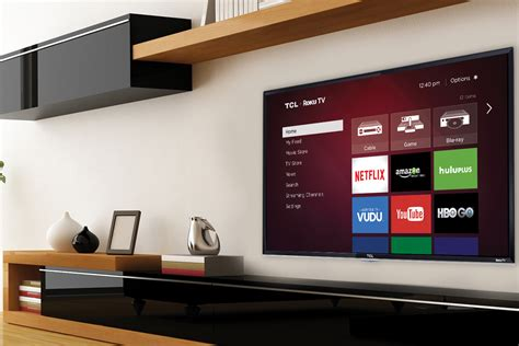 50 inch tv in small room roku tvs are gaining momentum and the company has no plans to