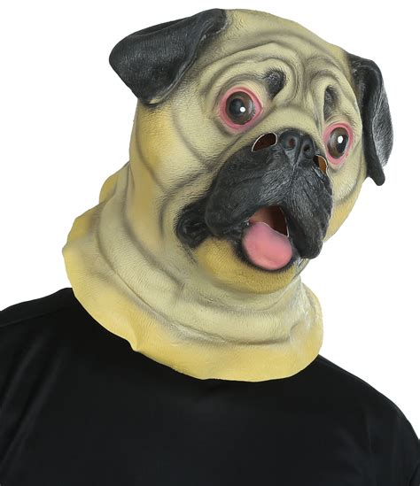 spirit pug mask pug mask animals costumes 2018