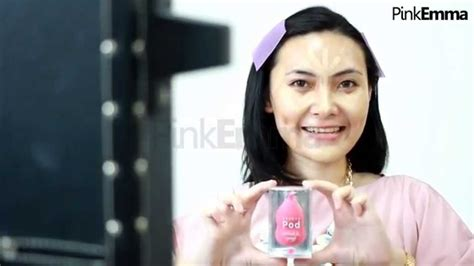 beauty blender tutorial youtube tutorial penggunaan sponge blender beauty pod youtube