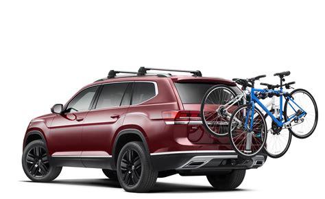 volkswagen atlas thule hitch mount bike holder attachment bikes rack  cn