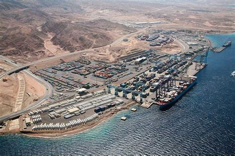 aqaba port port expansion strengthens jordanian city of aqaba s