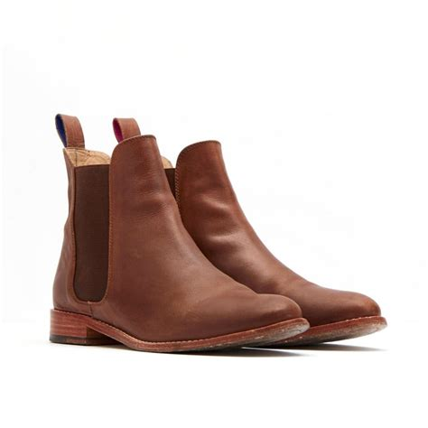 boat shoes joules joules belgravia ladies chelsea boot t footwear from