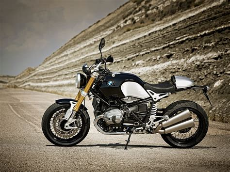 the new bmw r nine t