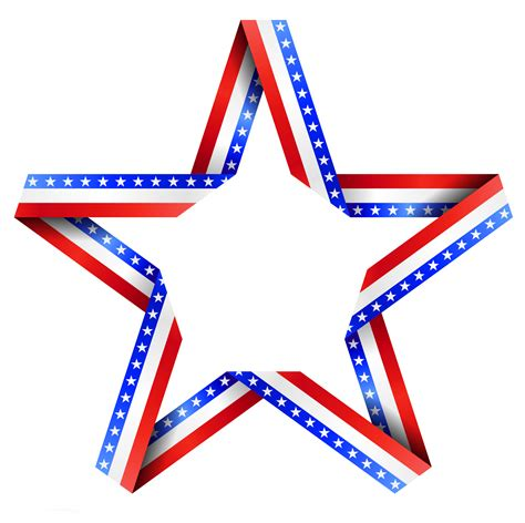 American Ster american clipart