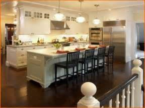 Island Style Kitchen Design by Kitchen Great And Comfortable Kitchen Designs With
