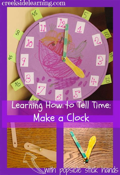 How To Learn Decoration by Diy Wall Clock Ideas For Decoration