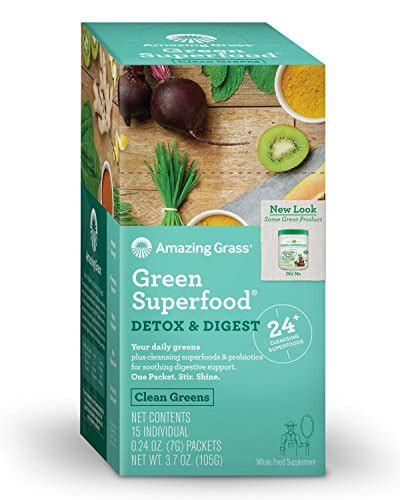 Amazing Grass Green Superfood Detox And Digest Reviews by Amazing Grass Green Superfood Detox End 6 17 2020 7 54 Pm