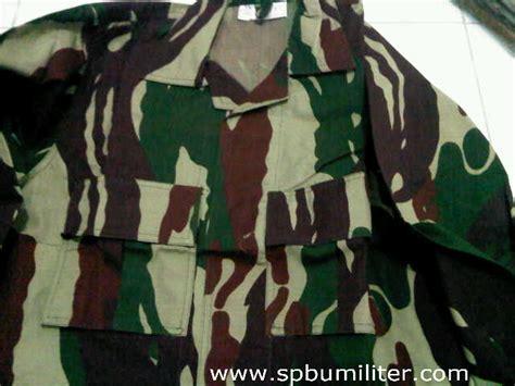 Jaket Loreng Kopasus Pom jaket kopassus asli jatah spbu militer