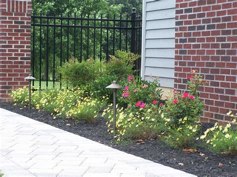 keep grass from growing in your garden rhine landscaping
