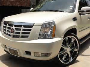 2007 Cadillac Escalade Accessories Cadillac Ext Accessory