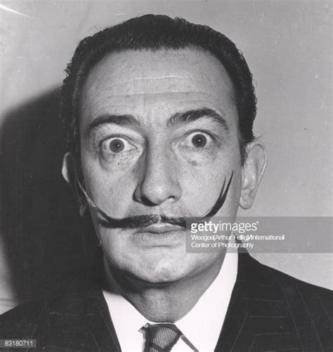 salvador dali biography in spanish portrait of spanish surrealist stock photos and pictures
