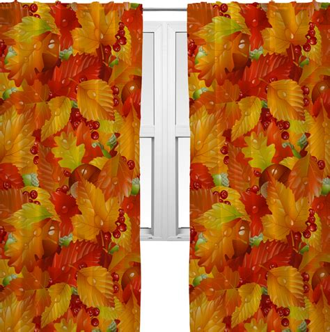 curtains fall fall leaf curtains pictures to pin on pinterest pinsdaddy