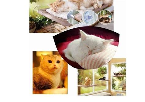 amaca per gatti anself amaca per gatti da finestra cose di gatti