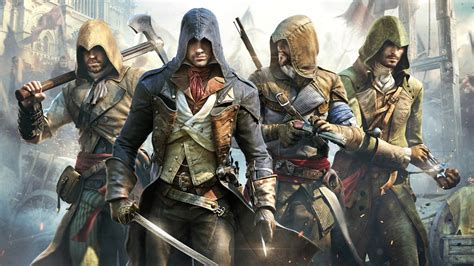 assassins creed unity assassin s creed unity review ign