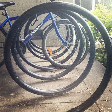 Edmonton Bike Racks by Circles Design Nait Bike Rack Yeg Edmonton Bikes On Cus Bikes Circles