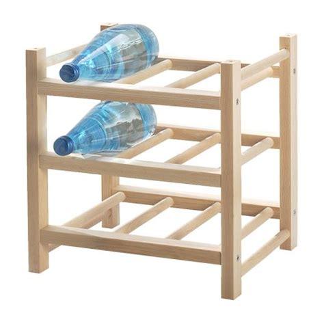 Ikea Storage Racks Hutten 9 Bottle Wine Rack Ikea